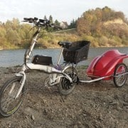 BIKE TRAILERS TAIFUN COMPACT 1