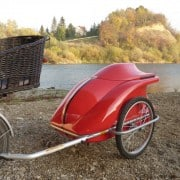 BIKE TRAILERS TAIFUN COMPACT 3