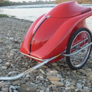 BIKE TRAILERS TAIFUN COMPACT 5