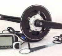 Central motor – Impuls 250W torqe sensor CB
