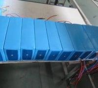Li-ION GOLDEN MOTOR 20,8Ah-48V Battery