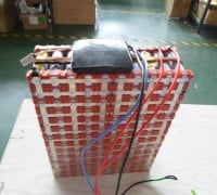Li-ION GOLDEN MOTOR 20,8Ah-48V Battery